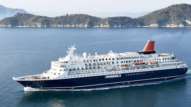 El crucero japonés se reanuda con la primera navegación nacional posterior a COVID