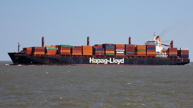 Dos buques portacontenedores con bandera estadounidense informan casos de COVID-19 a bordo