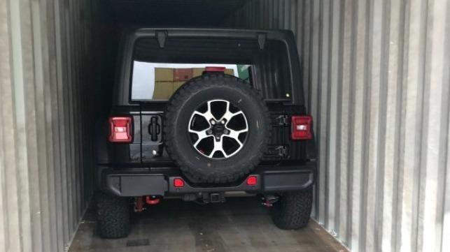 Las interceptaciones de vehículos robados están aumentando en los puertos de EE. UU.