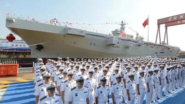 La Armada de China refuerza su capacidad de asalto anfibio