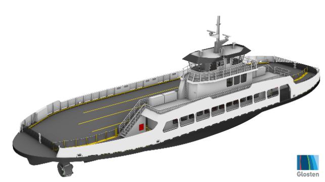 Avanza el proyecto de ferry totalmente eléctrico para Anacortes