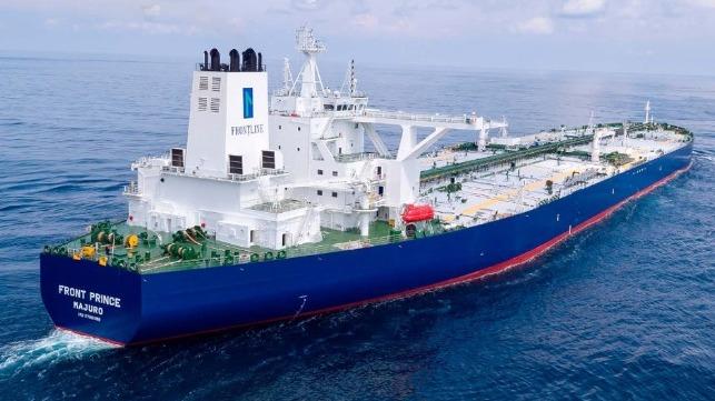 El CEO Macleod dimite de los buques tanque de primera línea de Fredriksen