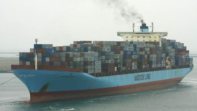 Maersk predice un retorno al volumen de contenedores anterior a COVID el próximo año