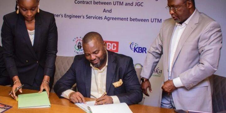 KBR elegido como ingeniero propietario para el primer proyecto FLNG de Nigeria