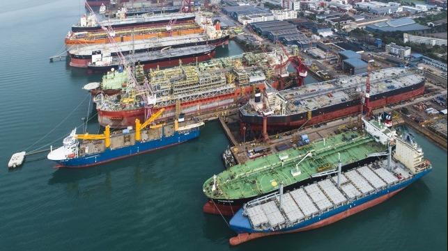 Keppel obtiene un contrato de 100 millones de dólares singapurenses para el proyecto FPSO