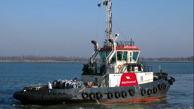 Nuevo programa busca acelerar el metanol como combustible marino