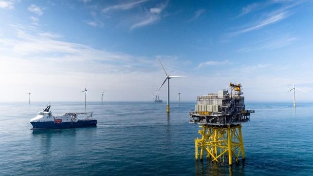 GIEK de Noruega ve un 'enorme potencial' en la energía eólica marina