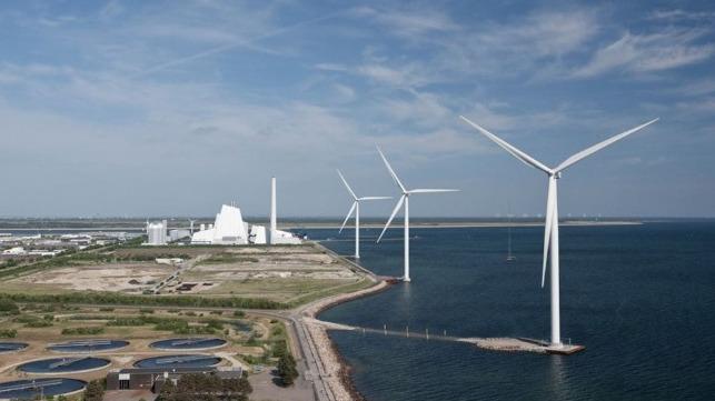 Procedimiento de Ørsted con el primer proyecto de hidrógeno renovable