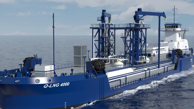 Shane Guidry compra el 100% de la empresa de transporte de GNL