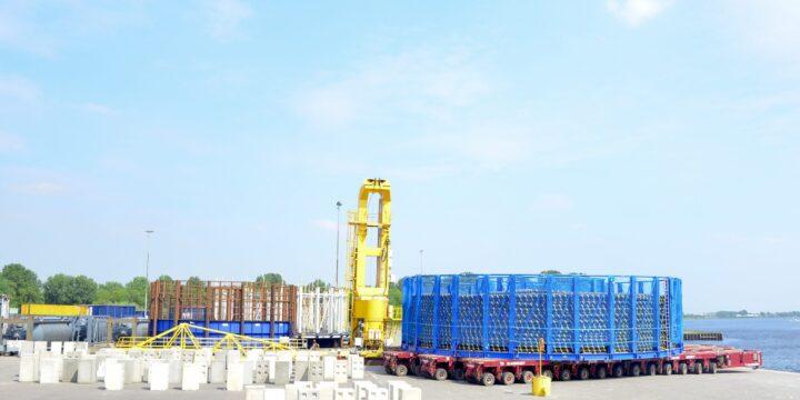 WIND abre la tercera instalación holandesa de almacenamiento de cables