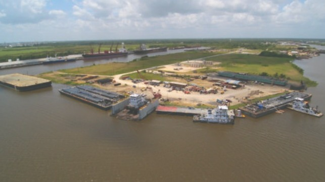 Bludworth Marine traslada su sede a Galveston
