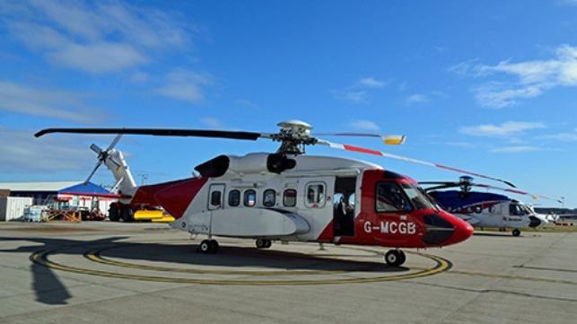 Bristow vuelve a desplegar helicópteros SAR para evacuaciones médicas COVID-19