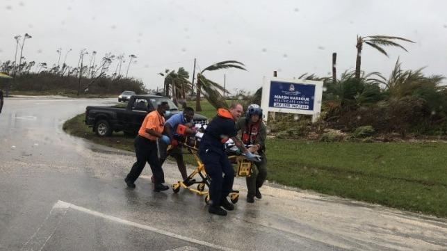 La Guardia Costera de EE. UU. Reduce la respuesta al huracán Dorian