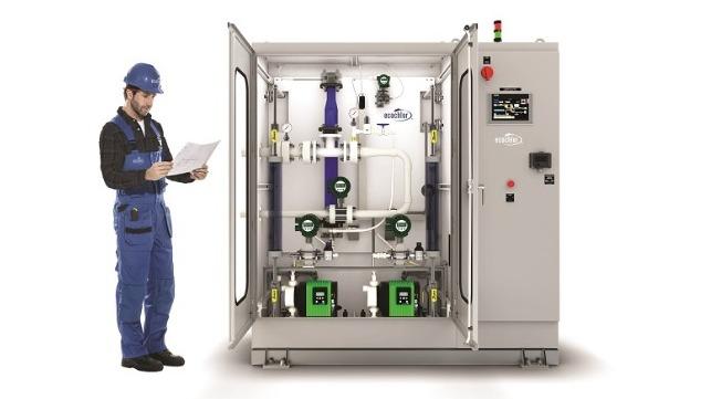 Ecochlor hará una demostración del sistema BWM en Marintec China