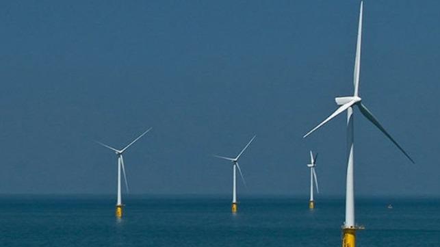 Programa de formación para la industria eólica marina emergente