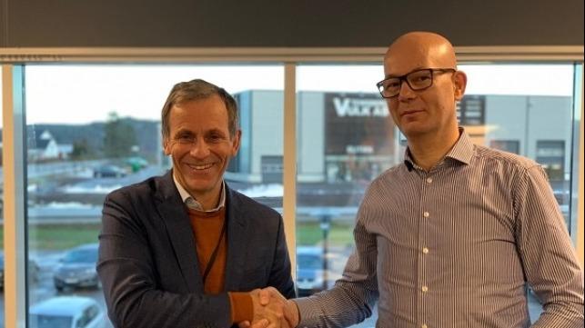 Høglund y DNV GL tienen como objetivo impulsar el intercambio de datos marinos