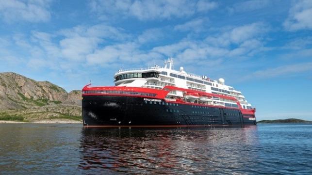 Continúa la caída del COVID-19 de Hurtigruten
