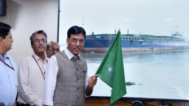 El Ministerio de Transporte Marítimo de la India finaliza un año histórico