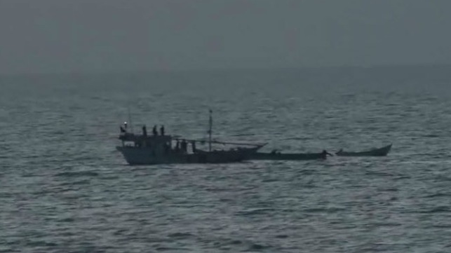 Ocho tripulantes más secuestrados de un buque de carga por piratas nigerianos