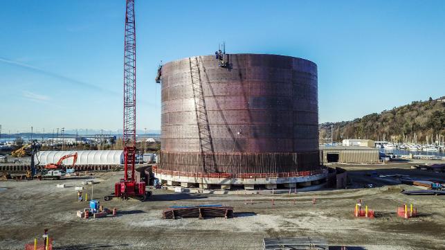 Puget LNG se une a la Sociedad para el gas como combustible marino (SGMF)