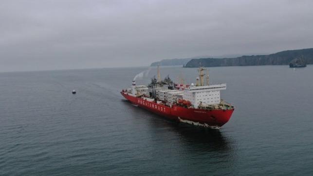 Los principales operadores de buques piden buques con cero emisiones