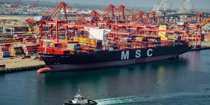 MSC pide impuestos sobre el carbono y apoyo al fondo mundial de I + D para ayudar a descarbonizar el transporte marítimo