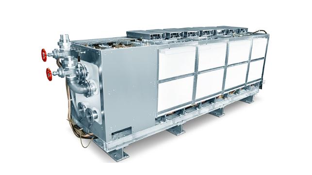 El consorcio alemán apunta a la energía de pila de combustible para los buques