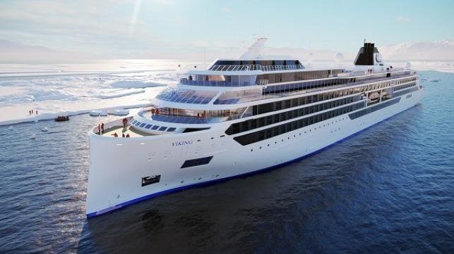 El nuevo barco de Viking Expeditions zarpará desde el puerto de Milwaukee
