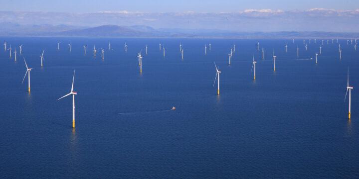 La energía eólica marina podría convertir al Reino Unido en un exportador neto de energía a Europa en cinco años