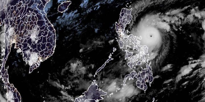 Asia se prepara para 20 ciclones en 2021