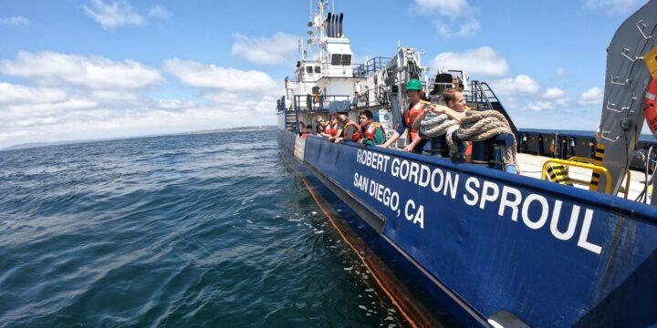 Scripps obtiene $ 35 millones de California para construir un buque de investigación impulsado por hidrógeno