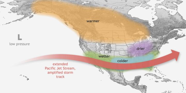 Calor, inundaciones, incendios y nuevas rutas de envío: culpe a la corriente en chorro