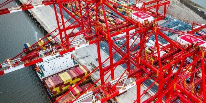 La Asociación Británica de Puertos llama a la acción sobre las presiones de la cadena de suministro