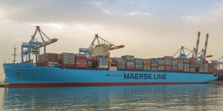 Maersk forja una asociación tecnológica china neutra en carbono